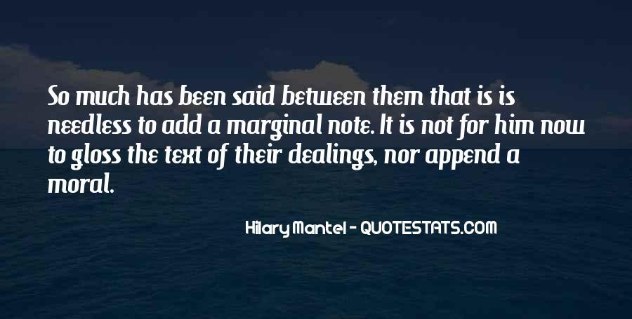 Casanova Heath Ledger Quotes #177169