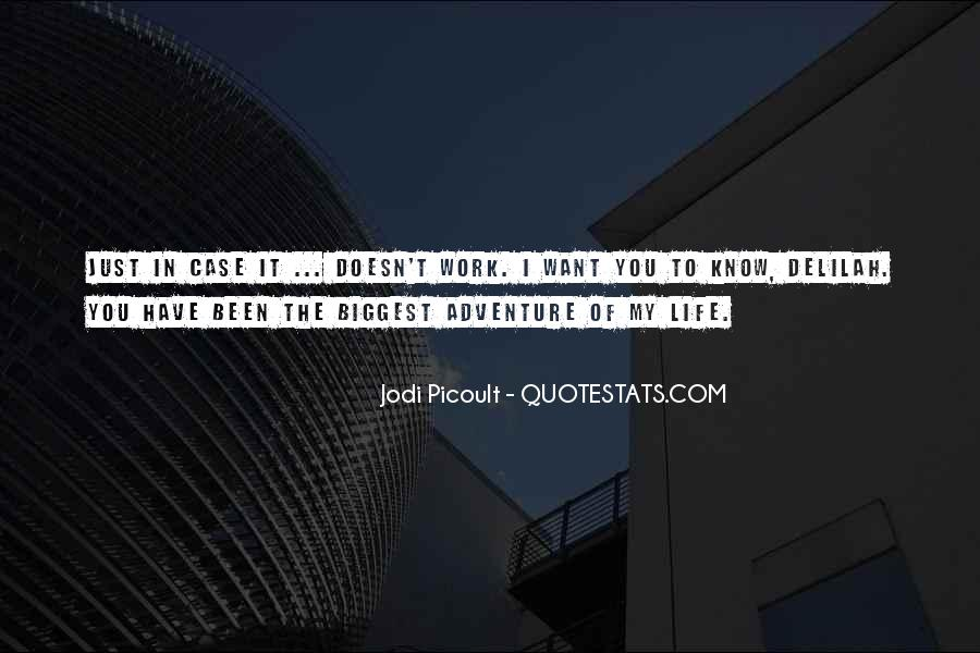 Case Of You Quotes #139571