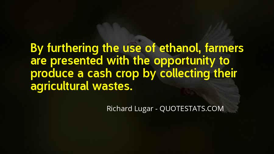 Cash Crop Quotes #194236