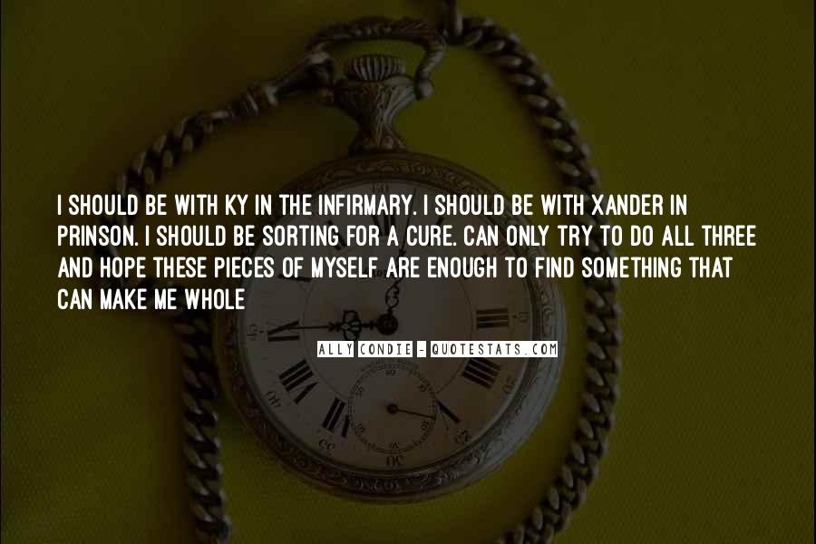 Cassia And Ky Quotes #346750