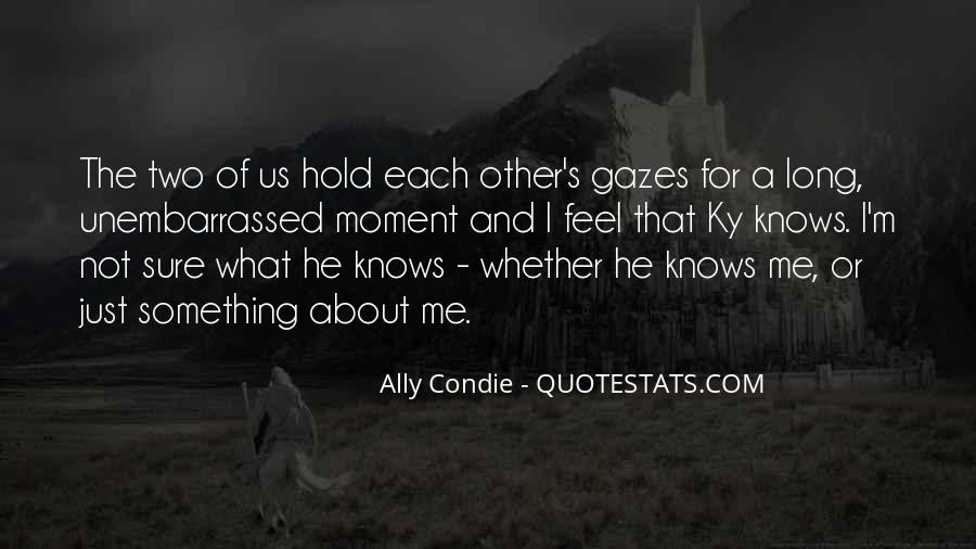 Cassia And Ky Quotes #367212