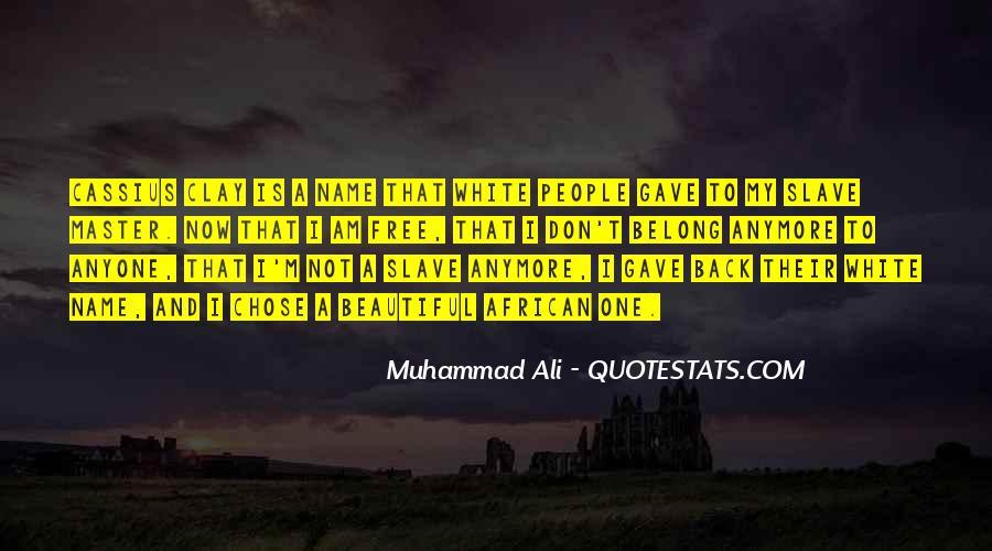 Cassius Clay Quotes #386276