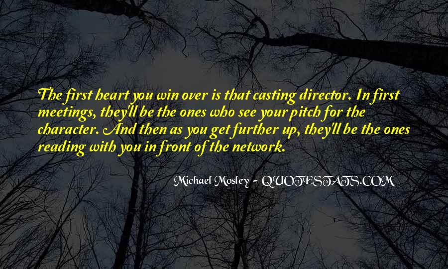 Casting Director Quotes #1049880