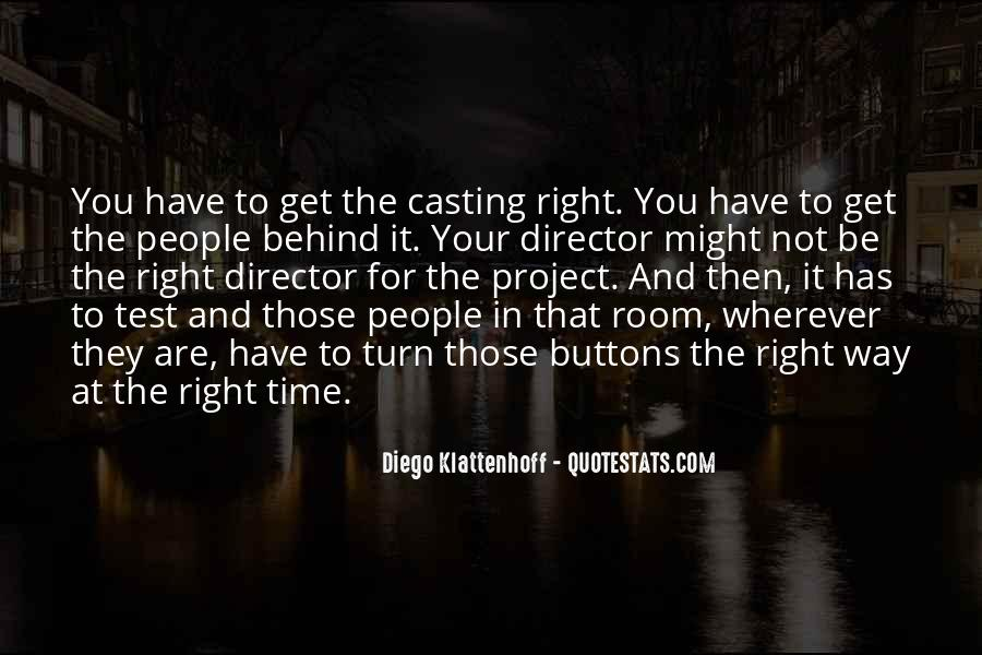 Casting Director Quotes #1594821