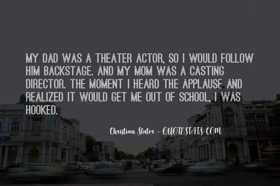 Casting Director Quotes #1651363