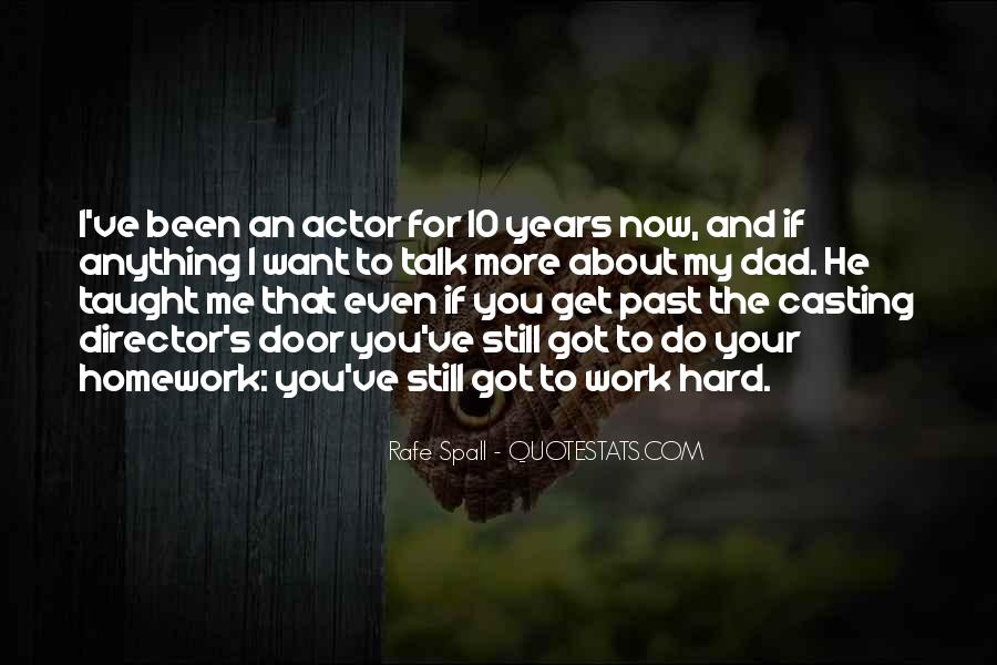 Casting Director Quotes #171227