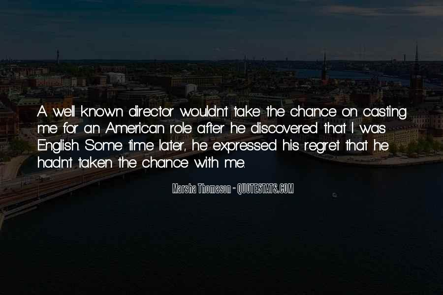 Casting Director Quotes #200571