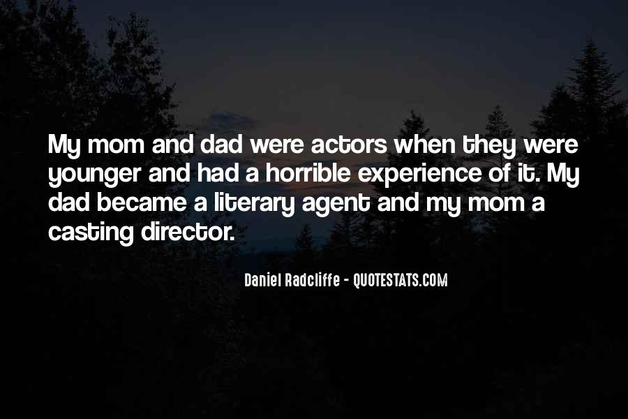 Casting Director Quotes #504735