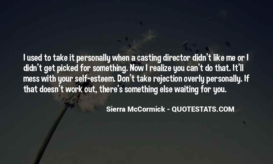 Casting Director Quotes #64089