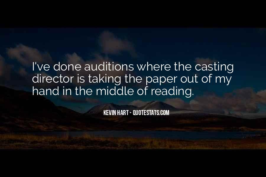 Casting Director Quotes #811043