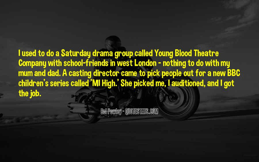 Casting Director Quotes #877226