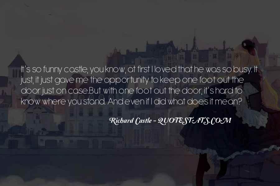 Castle Season 2 Episode 1 Quotes #377533