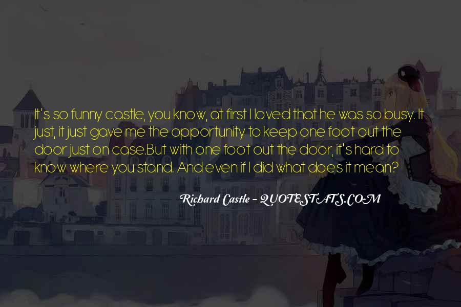 Castle Season 4 Episode 1 Quotes #377533