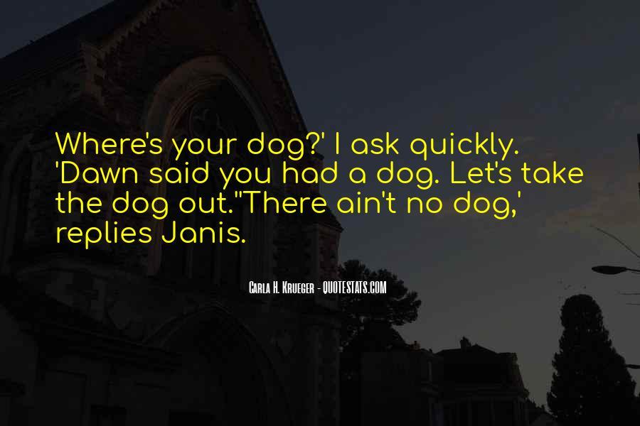 Catahoula Dog Quotes #1507583