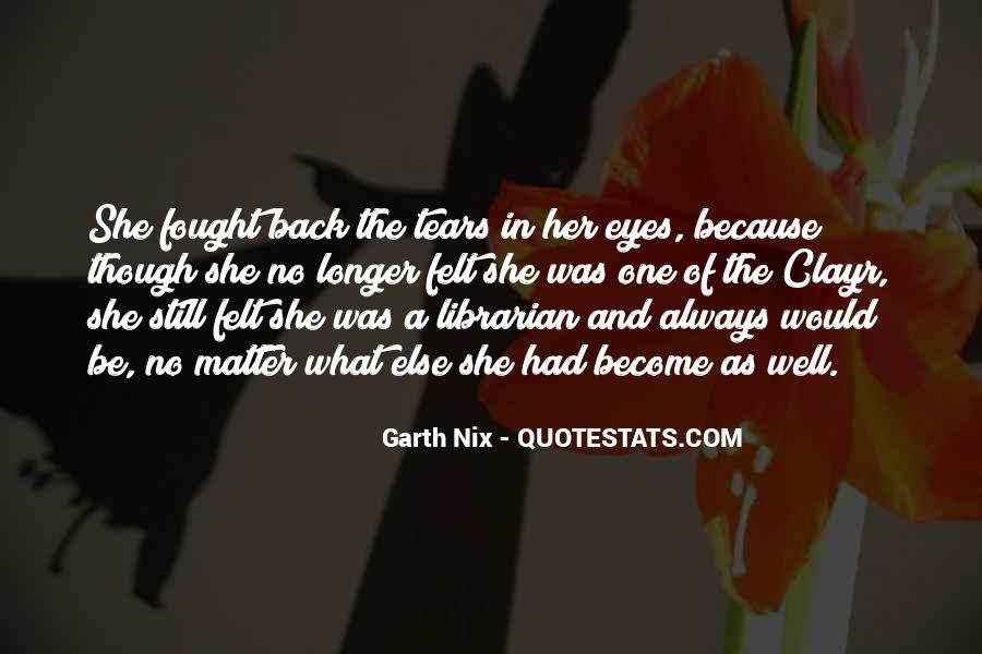 Quotes About Lirael #91394