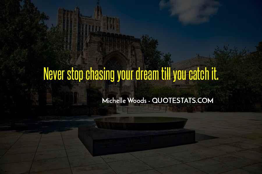 Catch Your Dream Quotes #389625