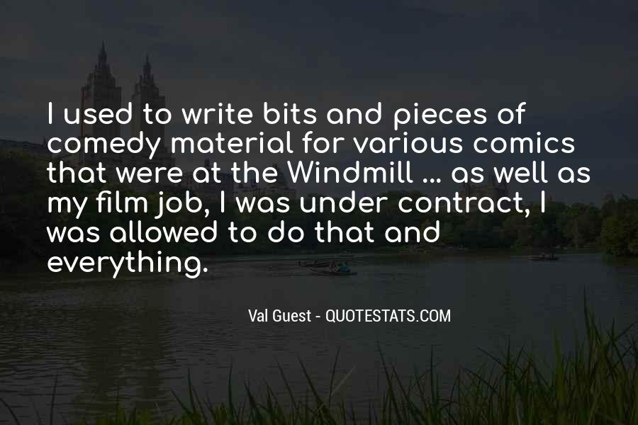Quotes About Val #7157