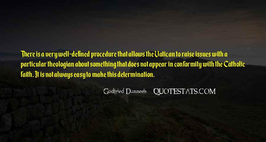Catholic Theologian Quotes #986832