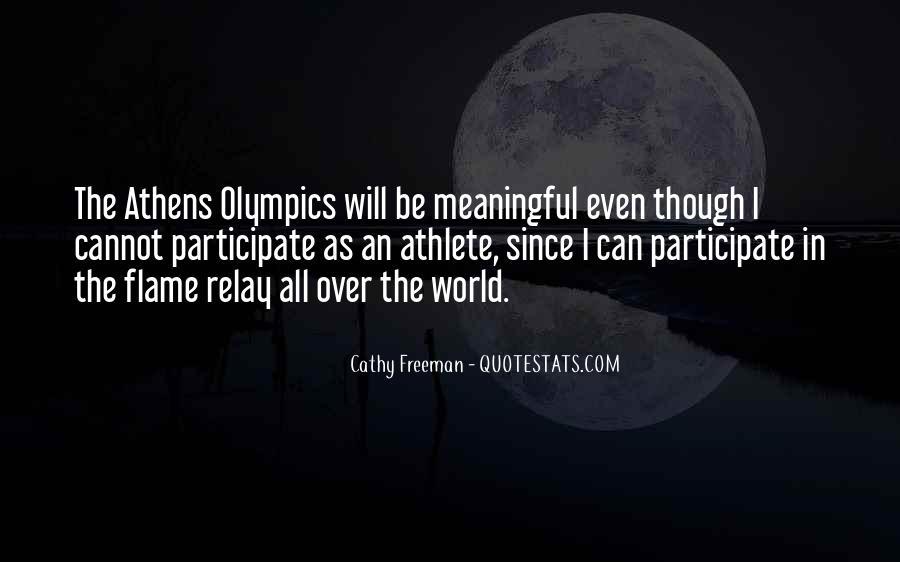 Cathy Quotes #106846