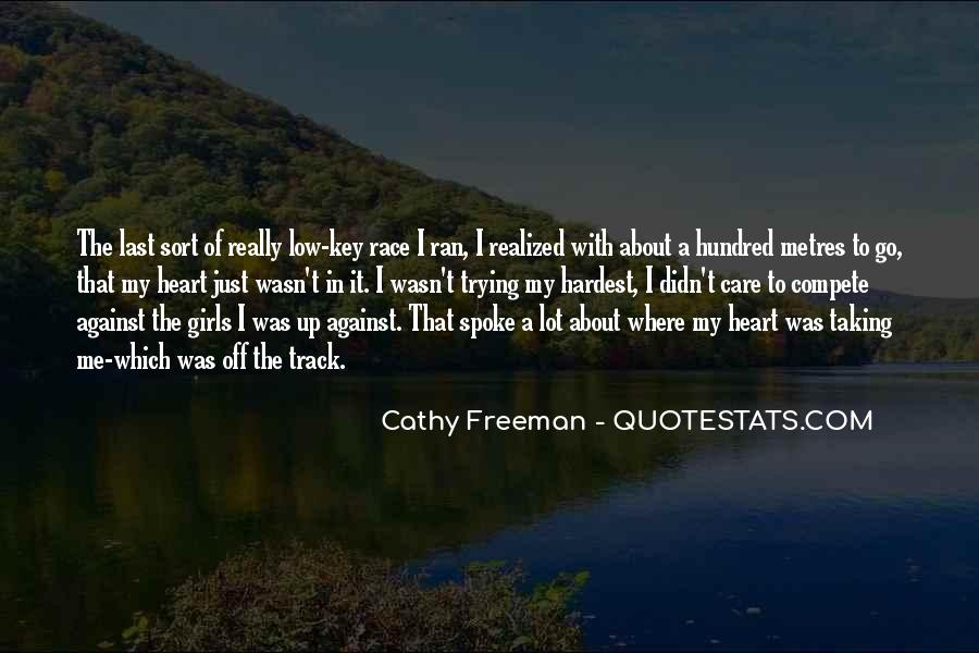 Cathy Quotes #132938