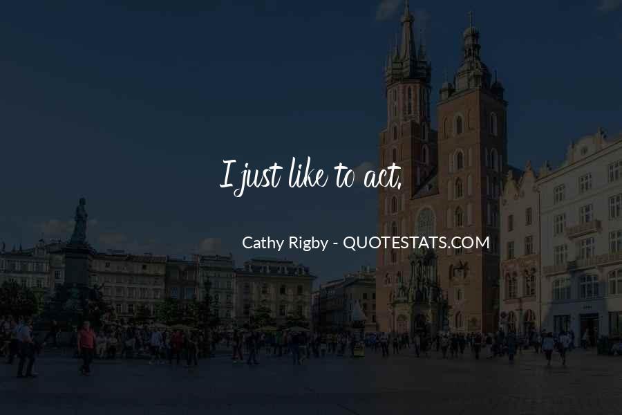 Cathy Quotes #174592