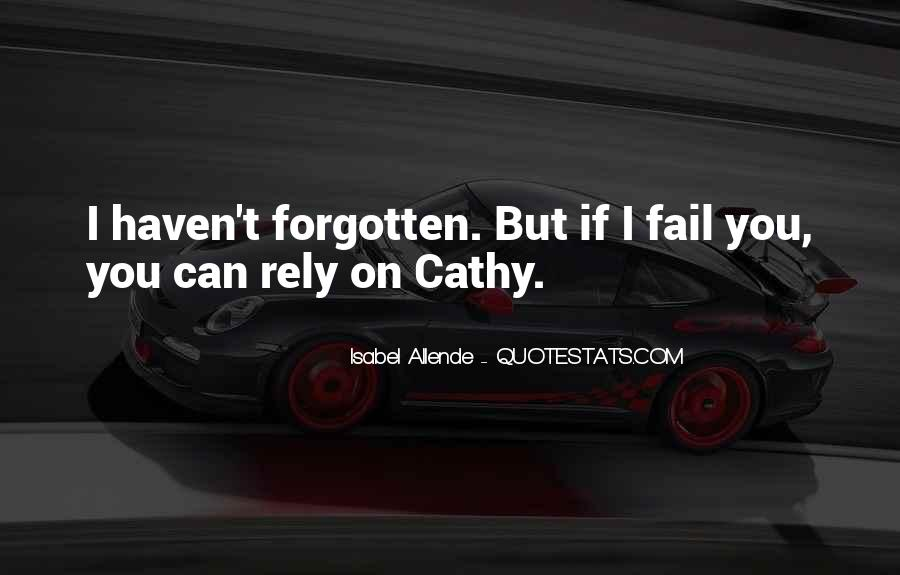 Cathy Quotes #199946