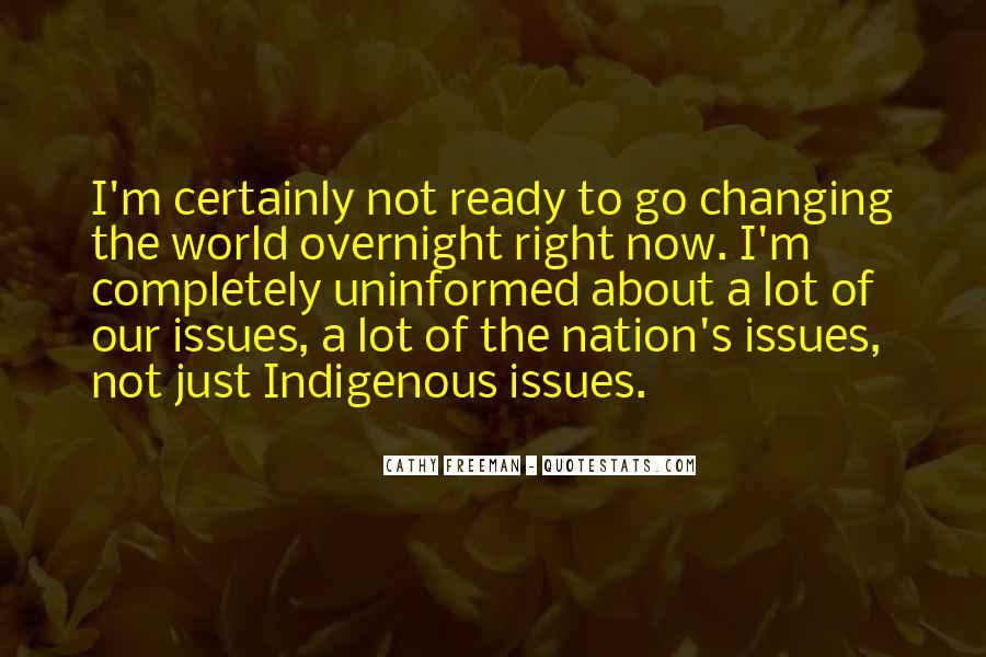 Cathy Quotes #201463