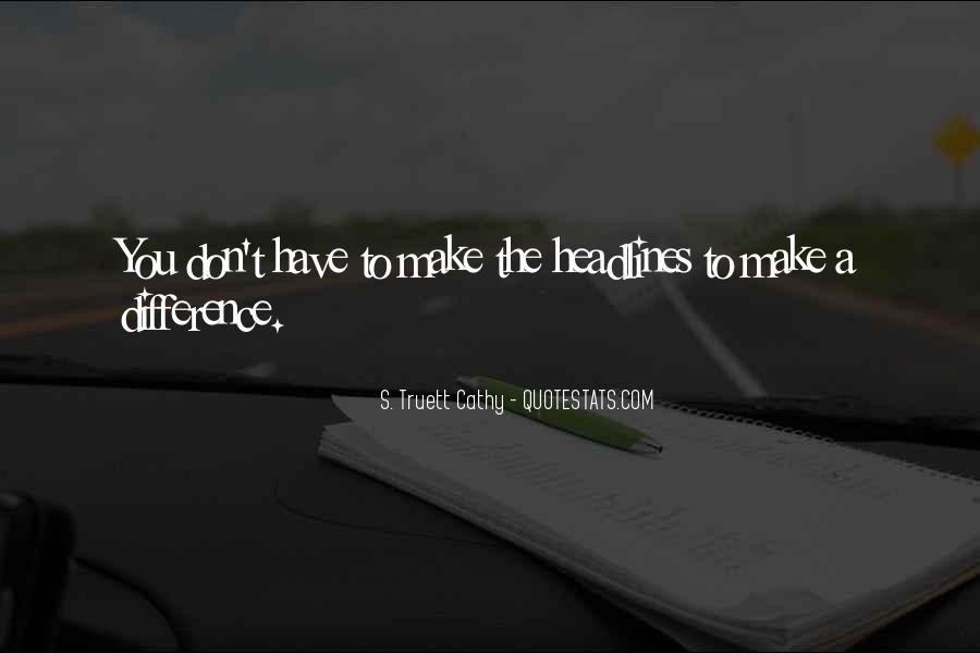 Cathy Quotes #208446