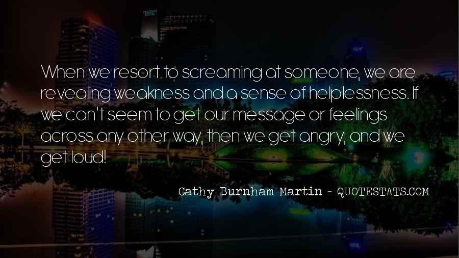 Cathy Quotes #216670