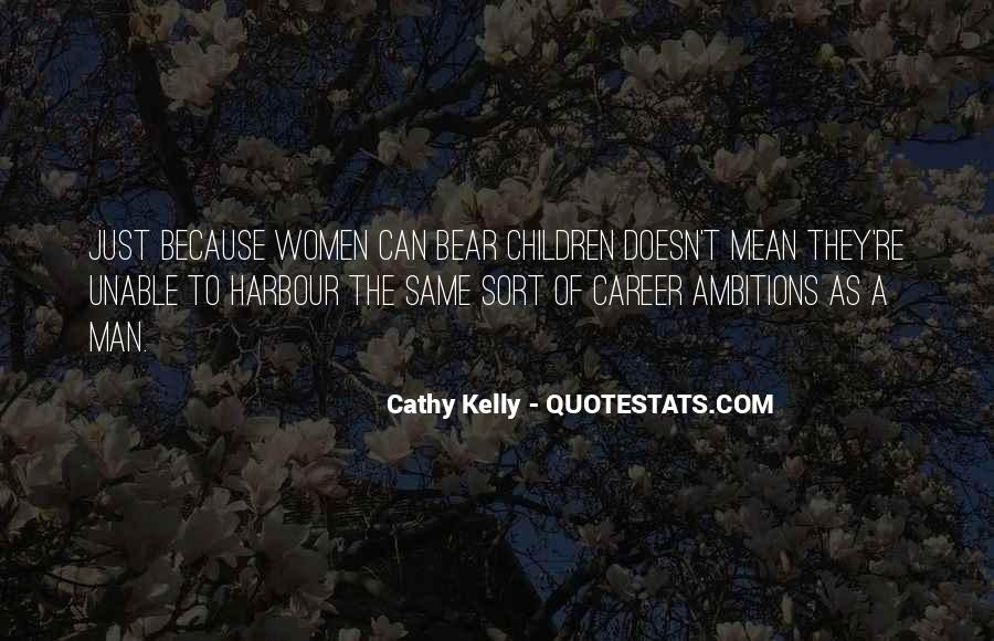 Cathy Quotes #223028