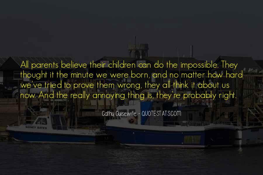 Cathy Quotes #247997