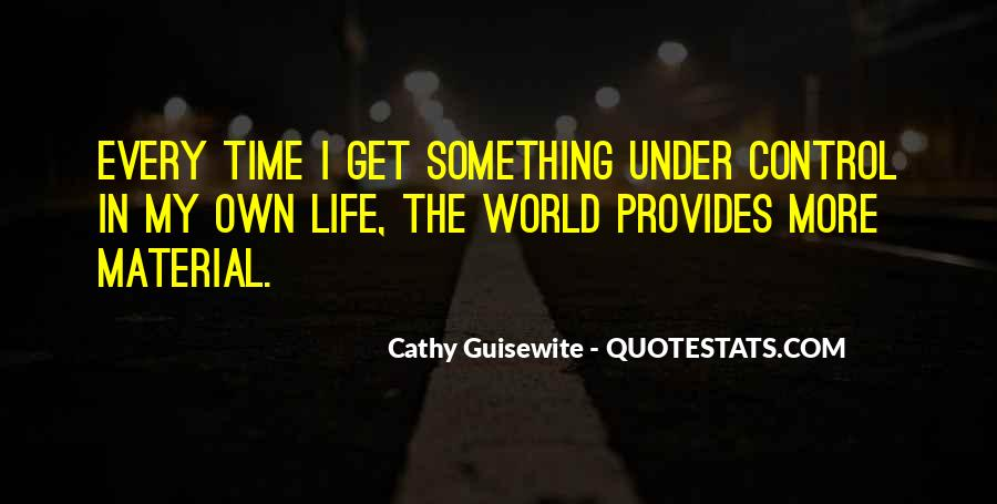Cathy Quotes #272293