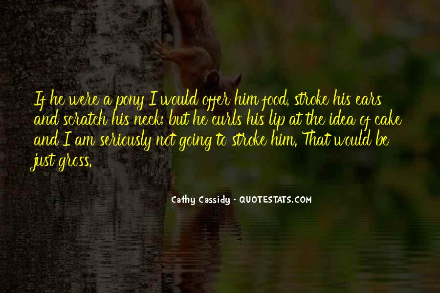 Cathy Quotes #294935