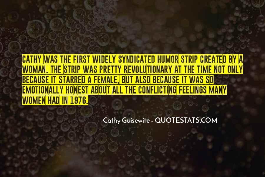 Cathy Quotes #298275