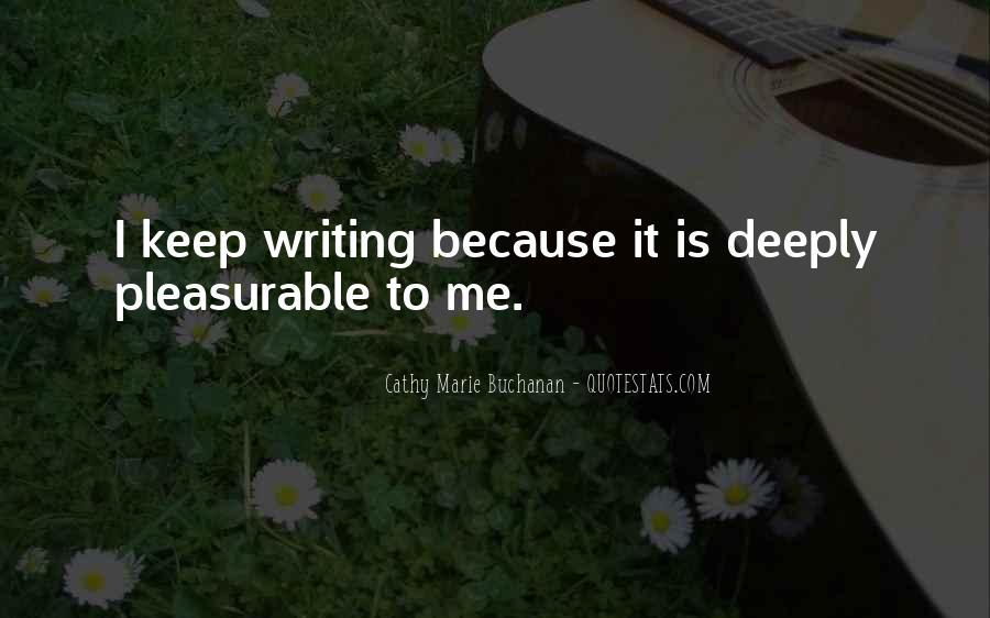 Cathy Quotes #316860