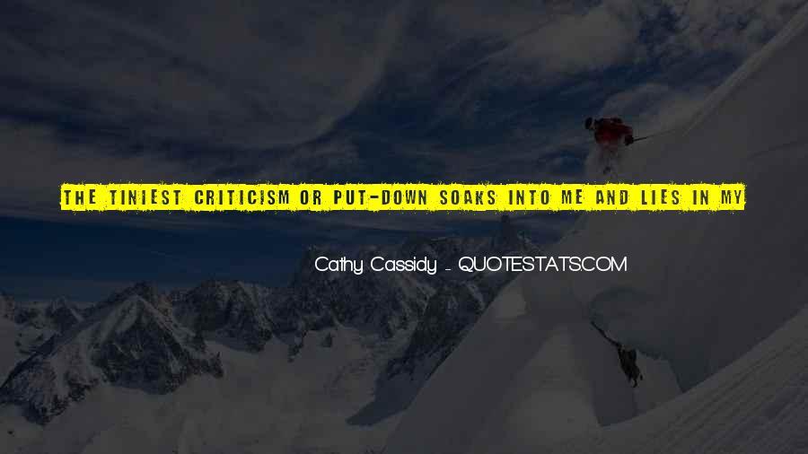 Cathy Quotes #69469