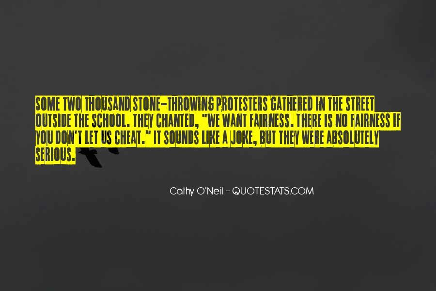 Cathy Quotes #80813