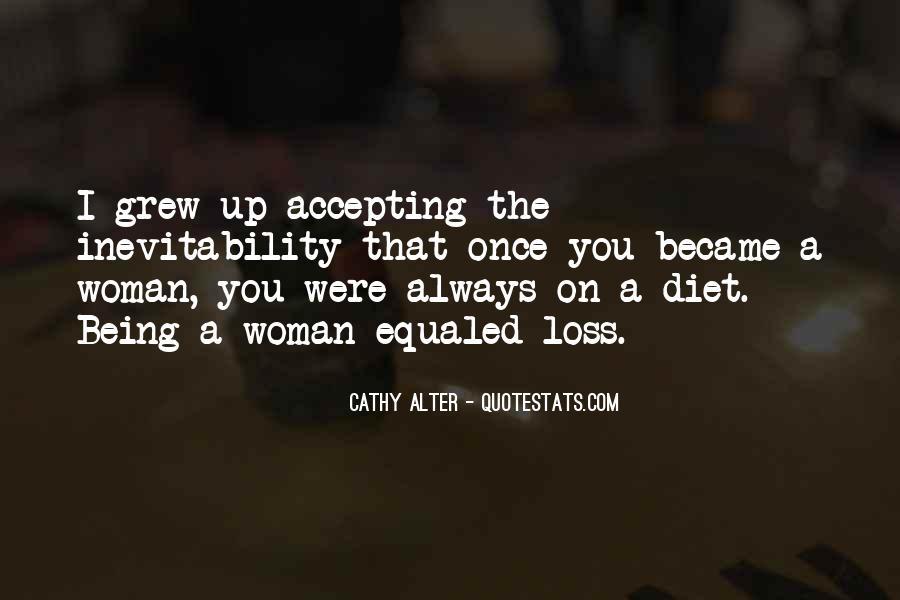 Cathy Quotes #84308