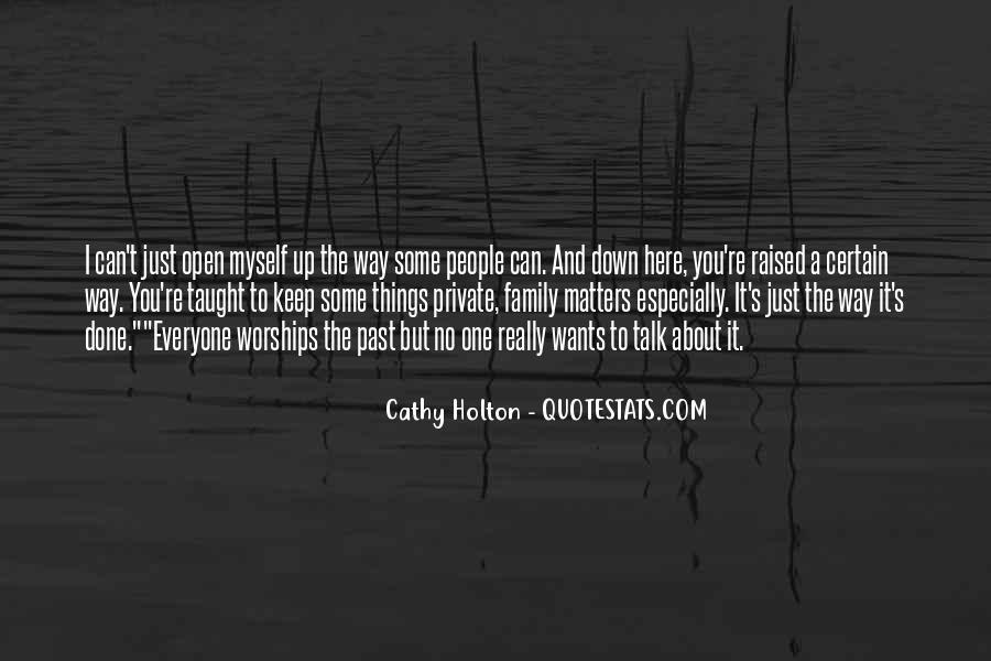 Cathy Quotes #86998