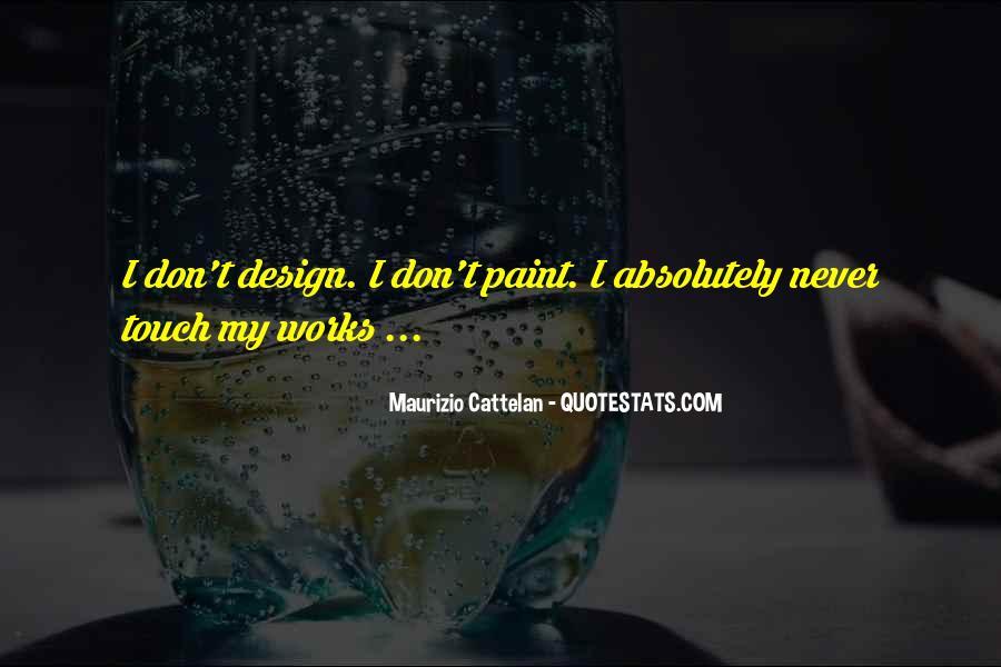 Cattelan Quotes #132640