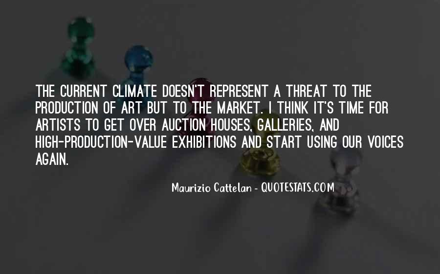 Cattelan Quotes #381543