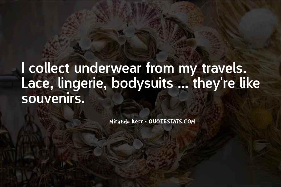 Quotes About Lingerie #636733