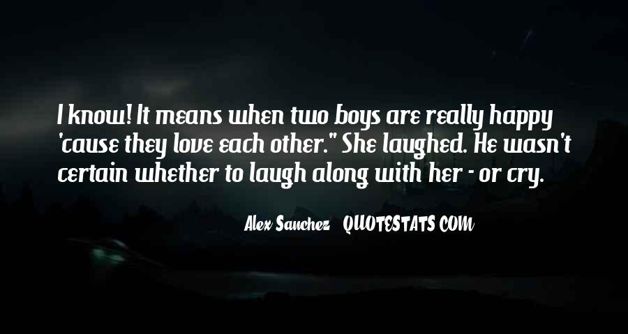 Cause I'm Happy Quotes #590134