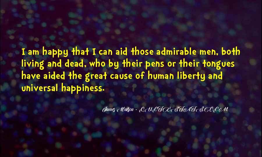 Cause I'm Happy Quotes #61991