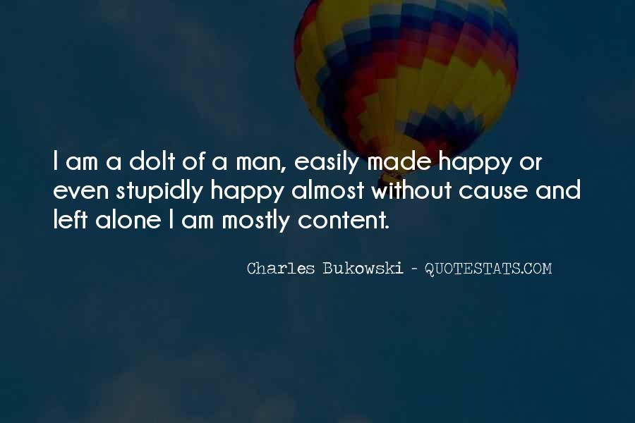 Cause I'm Happy Quotes #748598
