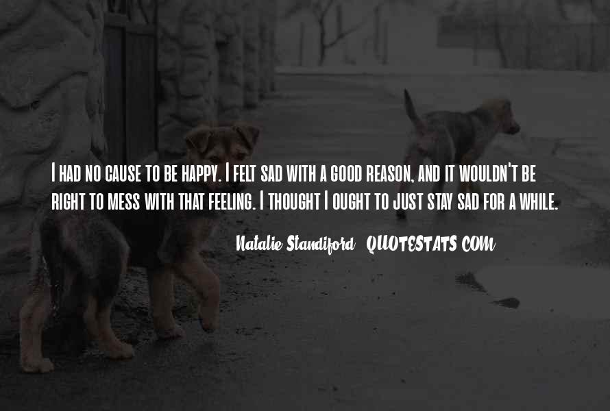 Cause I'm Happy Quotes #815604