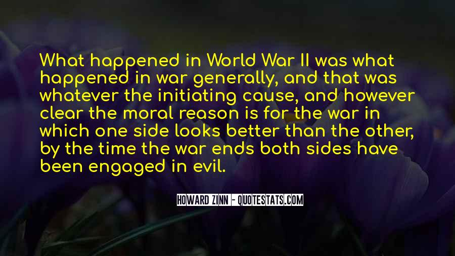 Cause Of World War 1 Quotes #1428453