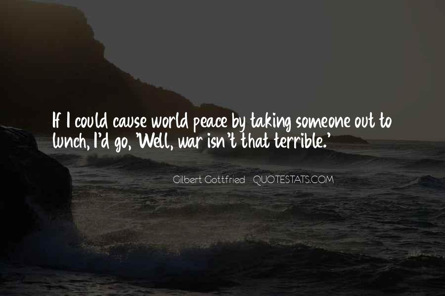 Cause Of World War 1 Quotes #537382
