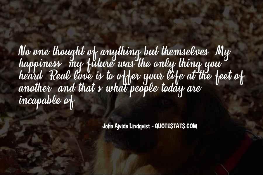 Quotes About Lindqvist #114169