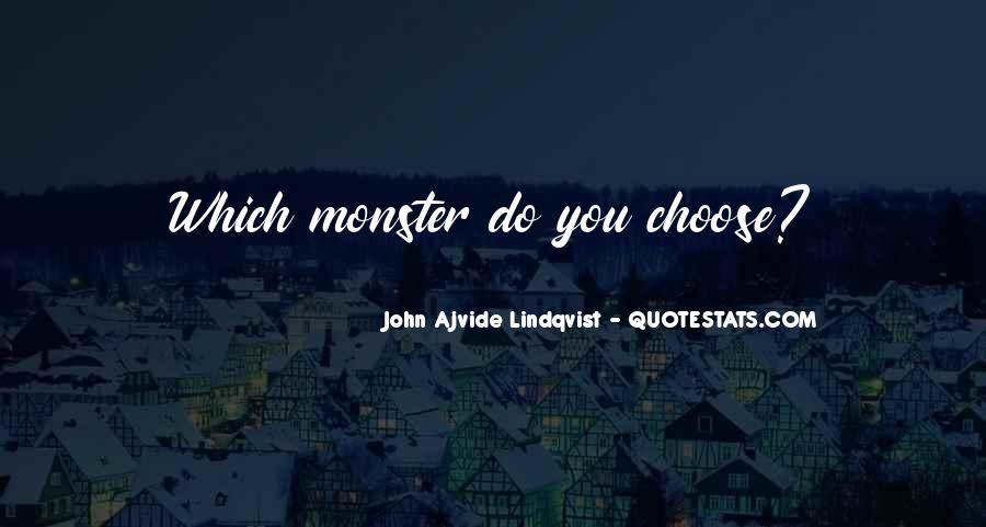 Quotes About Lindqvist #1230091
